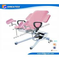 Quality Full Electric Adjustable Gynecological Chair /Table with low - voltage DC motor drive for sale