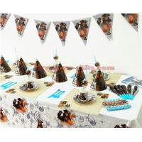 Wholesale Pirates of the Caribbean Kids Birthday Party Decoration Set Party Supplies Baby Birthday Party Pack event party supplies from china suppliers
