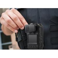 Buy cheap 1296P full HD recoding police Body Camera wide degree nignt vision IP66 from wholesalers