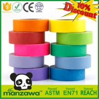 Wholesale Hot selling china factory custom printing washy tape for diy decoration from china suppliers