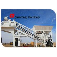 Wholesale 18. 5 Kw 50m3/H Mobile Concrete Batching Plant With Fully Automatic Central Control YHZS Series from china suppliers