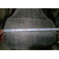 China 430mm Width Knitted Wire Mesh Structured Packing Monel 400 For Demister Pad on sale