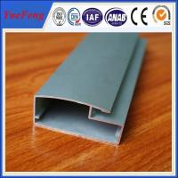 Wholesale aluminum profile for kitchen cabinet glass door from china suppliers