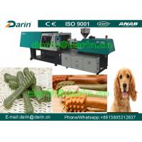 Wholesale Automatic Dog Snacks Injection Molding Pet Chews Machine / nutual dog food machinery from china suppliers
