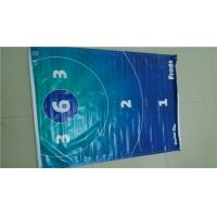 Wholesale Waterproof 510gsm Glossy / Matee PVC Vinyl Banners With Grommets from china suppliers