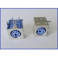 Wholesale MINI DIN 6P Connector(purple) from china suppliers