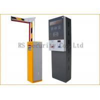 Wholesale Outdoor parking barrier gate Intelligent Automatic Parking System from china suppliers