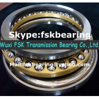 Wholesale Large Size 510/950 M SKF Single Direction Thrust Ball Bearing Brass Cage from china suppliers