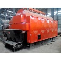Wholesale DZL Series Rated evaporation capacity 2T/h 1.25MPa Biomass-Fuel Steam Boiler from china suppliers