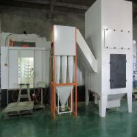 Wholesale Price For A Powder Coating Line Include Spray Booth And Curing Oven from china suppliers