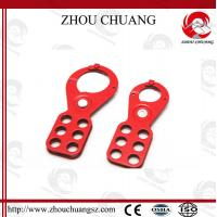 Wholesale HOT SALES 38mm steel handle Economic Steel Hasp With Hook,for lock from china suppliers