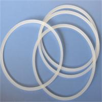 Quality Durable Silicone Moulding Rubber Parts Silicon O Ring Aging Resistant for sale