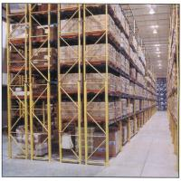 Wholesale Professional Pallet Double Deep Racking, Heavy Duty Warehouse Pallet Racking System from china suppliers