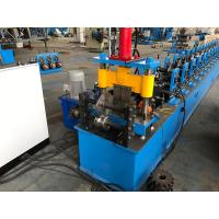 Wholesale Double Head Decoiler Ceiling Roll Forming Machine 19 stations 40GP Container from china suppliers
