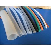 Wholesale Oil Resistant High Temperature Silicone Tubing / Industrial Silicone Pipe from china suppliers