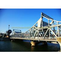 Wholesale Low Cost Heavy Structural Steel Bridge Fabrication Fast Assembling from china suppliers