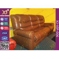 Wholesale Environment Friendly Home Theater Sofa Electric Reclining Chairs With Bottle Holder from china suppliers