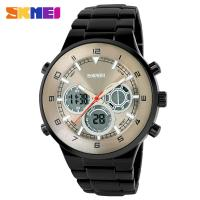 Wholesale Big Case Metal Strap Watch from china suppliers