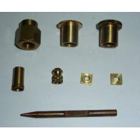Wholesale Copper alloy material cnc machine parts no broken on the surface from china suppliers