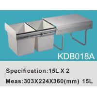 Wholesale Kitchen Can|Dustcan|Wastecan|Rubbishcan|Ash Can KDB018A from china suppliers