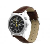 Buy cheap waterproof Round screen bluetooth quartz watch smartwatch sport style from wholesalers