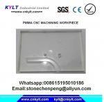 Wholesale Plastic PMMA/Acrylic/Polymethyl methacrylate CNC Precision machining workpiece from china suppliers