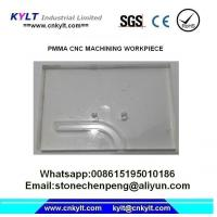 Quality Plastic PMMA/Acrylic/Polymethyl methacrylate CNC Precision machining workpiece for sale