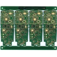 Wholesale ALUMINUM Medical Circuit Board Prototype Laminate 0.2 - 3.2mm , Custom PCB Board from china suppliers