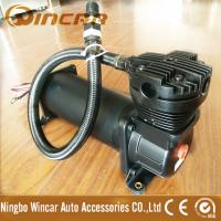 Wholesale Black Color Suspension 12V Portable Air Compressor For Car Tires CE Approved from china suppliers