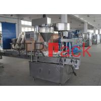 Buy cheap Dry syrup powder filling machine / equipment for talcum and Food powder from wholesalers
