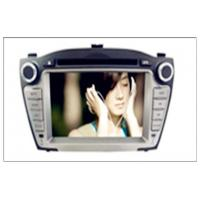 Wholesale HYUNDAI Two DIN 7'' Car DVD Player with gps/TV/BT/RDS/IR/AUX/IPOD special for IX35 from china suppliers