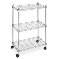 Wholesale Eco-friendly Feature Stainless Steel Kitchen Wire Rack , DIY Style from china suppliers