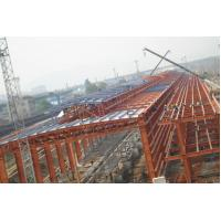 Wholesale Industrial Shed Pre Industrial Steel Buildings By PKPM , 3D3S , X-steel from china suppliers