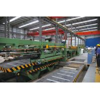 Wholesale Shovel Head Cut To Length Line Machine Cold Rolled Steel High Speed from china suppliers