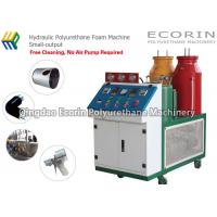 Wholesale Hydraulic Polyurethane Foam Filling Machine Small - Output Auto Cleaning from china suppliers
