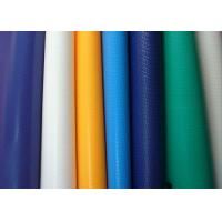 Quality Laminated PVC tarpaulin 1000*1000D;9*9 510g from manufacturers for sale