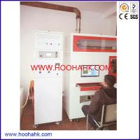 Buy cheap ASTM E1354 and ISO 5660 GB/T 16172 Cone Calorimeter Heat Release Rate Flammability Testing  machine from wholesalers
