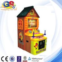 Buy cheap 32''Lay An Egg lottery machine ticket redemption game machine from wholesalers