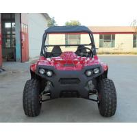 """Quality Front And Rear 10"""" Big Tire Gas Utility Vehicles With Chain Drive for sale"""