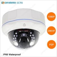 Wholesale Weatherproof Full HD 1080p Outdoor Dome Network Camera from china suppliers
