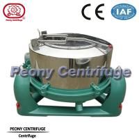 Wholesale Manual Top Discharge Chemical Centrifuge Machine / Dewatering Centrifuge 3 Column from china suppliers