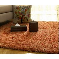 Wholesale Home Goods Area Rugs With 100% Polyester Textured Yarn And Non-Woven Cloth Backing from china suppliers