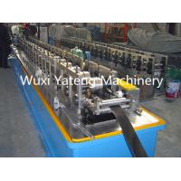 Wholesale Different Sizes Stud And Track Roll Forming Machine With Adjusting Spacer 5 Tons from china suppliers