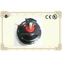 Buy cheap Big Starting Torque Wheelchair Hub Motor With Electromagnetic Brake DC 24V 180W from wholesalers