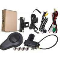 Wholesale Dual CPU Front And Rear Parking Sensor Kit Compatiable With OEM Car Footbrake System from china suppliers