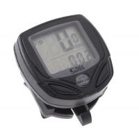 Wholesale Waterproof LCD Backlight Wireless Bicycle Computer Odometer Speedometer from china suppliers