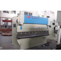 Wholesale Benchtop Hydraulic Steel Plate Press Brake Machine 63T / 2500mm from china suppliers