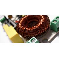 Wholesale DC 24V Sucked type solenoid electromagnetic induction coils with lead Connection from china suppliers