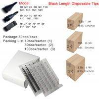 Wholesale Black Length Plastic Disposable Tattoo Tips  Accessories , Tattoo Transfer Paper from china suppliers