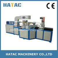 Wholesale Servo Controlled BOPP Paper Core Making Machine,Cardboard Cores Making Machinery from china suppliers
